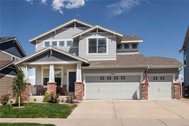 11826 Mobile Street, Commerce City, CO 80022 (#4864420) :: Mile High Luxury Real Estate