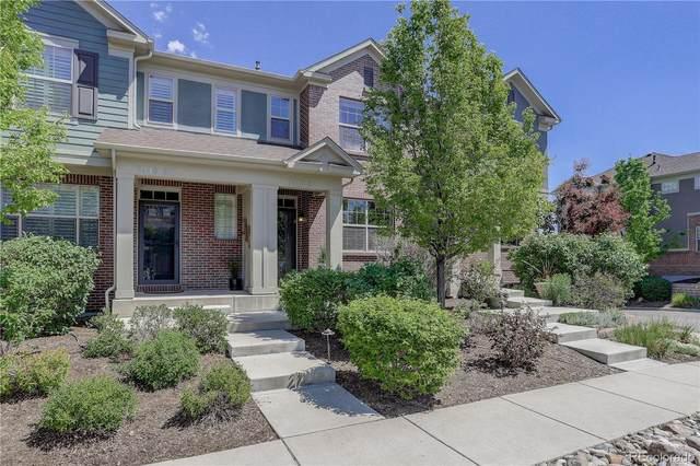 7440 E 8th Avenue #27, Denver, CO 80230 (MLS #4865120) :: 8z Real Estate
