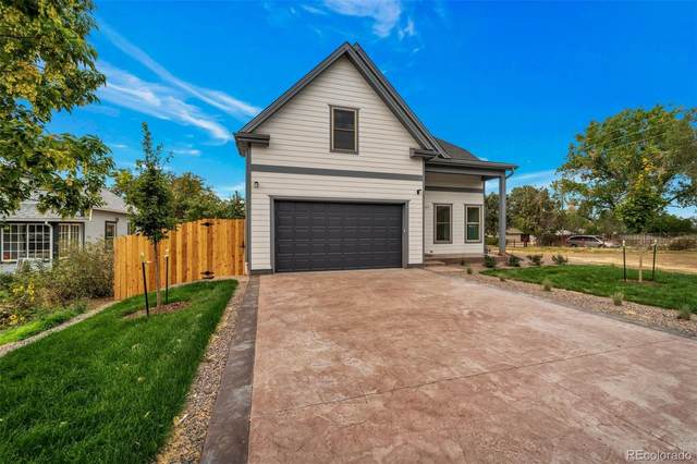 5613 S Datura Street, Littleton, CO 80120 (MLS #4866136) :: The Sam Biller Home Team