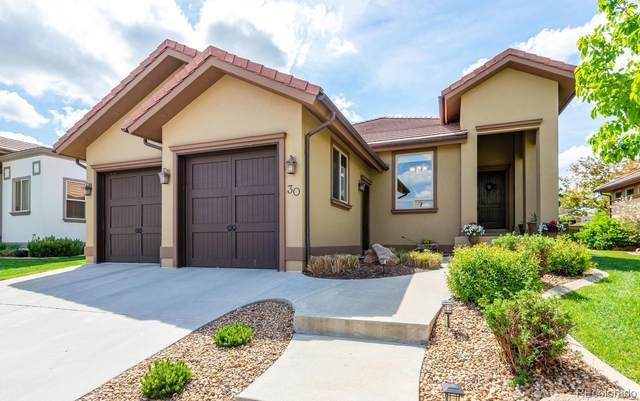 4014 S Lemay Avenue #30, Fort Collins, CO 80525 (#4869299) :: The Colorado Foothills Team | Berkshire Hathaway Elevated Living Real Estate