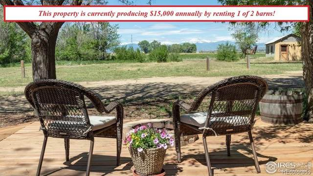 13211 County Road 21, Platteville, CO 80651 (#4870101) :: The DeGrood Team