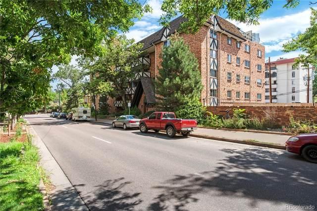1350 Josephine Street #204, Denver, CO 80206 (#4871921) :: The DeGrood Team