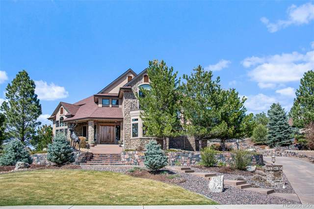 9059 Sunshine Meadow Place, Parker, CO 80134 (#4874036) :: Wisdom Real Estate