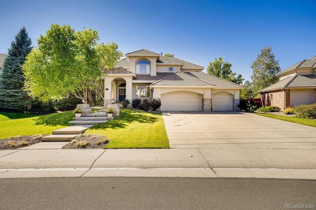 9164 E Star Hill Lane, Lone Tree, CO 80124 (#4875844) :: The DeGrood Team