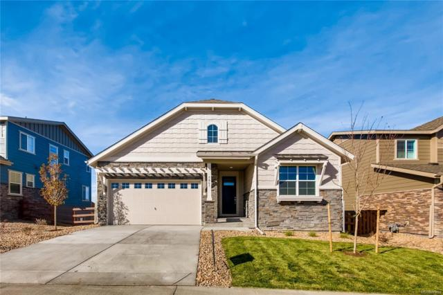 7861 S Fultondale Court, Aurora, CO 80016 (#4877733) :: The Heyl Group at Keller Williams