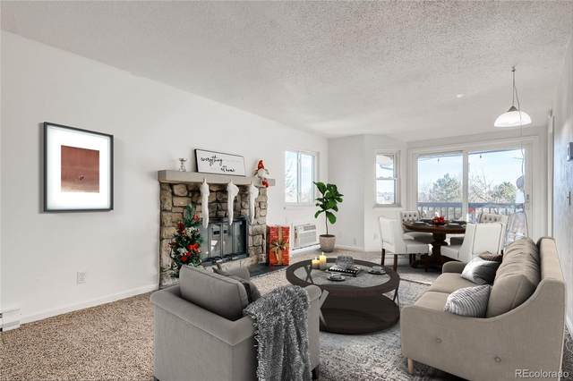 17321 E Mansfield Avenue 231L, Aurora, CO 80013 (#4878419) :: The Healey Group