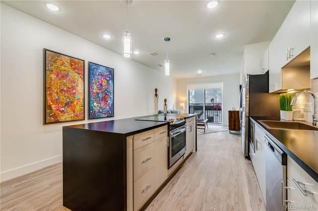 3500 S Corona Street #403, Englewood, CO 80113 (#4881116) :: The Griffith Home Team