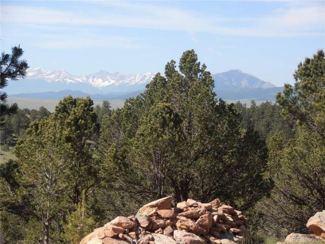Choctaw Trail, Westcliffe, CO 81252 (MLS #4881511) :: Bliss Realty Group