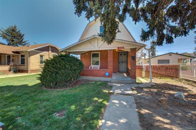 4116 Quitman Street, Denver, CO 80212 (#4887711) :: Group 46:10 - Denver