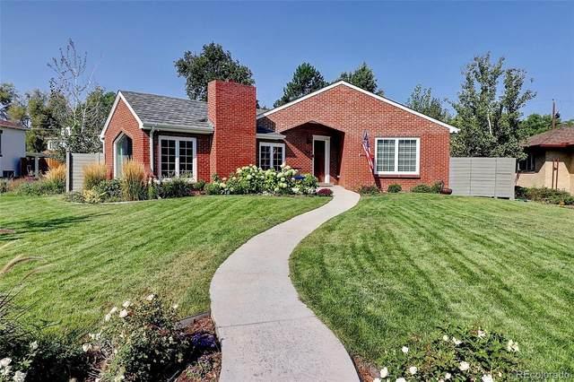743 Dahlia Street, Denver, CO 80220 (MLS #4890112) :: 8z Real Estate