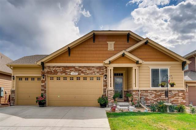 19510 Fallgold Street, Parker, CO 80134 (#4890980) :: The Griffith Home Team