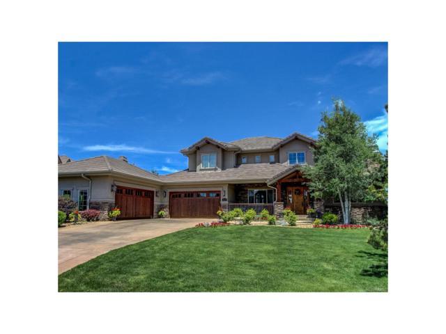 5829 Amber Ridge Drive, Castle Pines, CO 80108 (MLS #4891494) :: 8z Real Estate