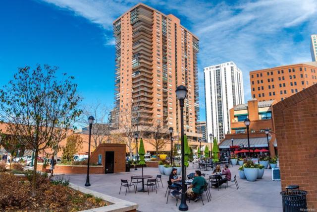 1551 Larimer Street #803, Denver, CO 80202 (#4891594) :: Sellstate Realty Pros