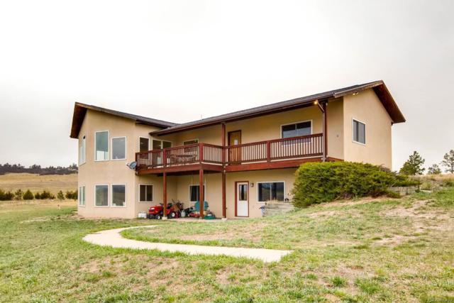 5346 Best Road, Larkspur, CO 80118 (MLS #4892874) :: Kittle Real Estate
