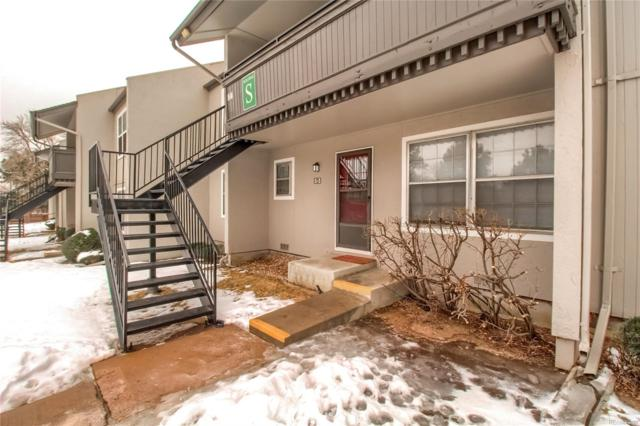 2301 E Fremont Avenue S03, Centennial, CO 80122 (#4893092) :: James Crocker Team