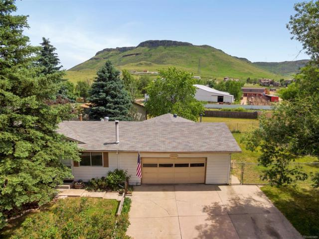 18716 W 59th Drive, Golden, CO 80403 (#4896823) :: The DeGrood Team