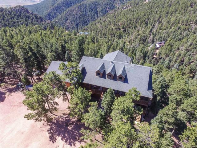 13713 Badger Court, Larkspur, CO 80118 (MLS #4897172) :: 8z Real Estate