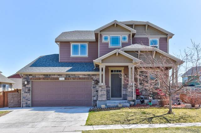 116 Sand Cherry Street, Brighton, CO 80601 (MLS #4900133) :: The Sam Biller Home Team