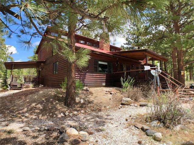 16820 County Road 240, Salida, CO 81201 (#4900750) :: The Healey Group