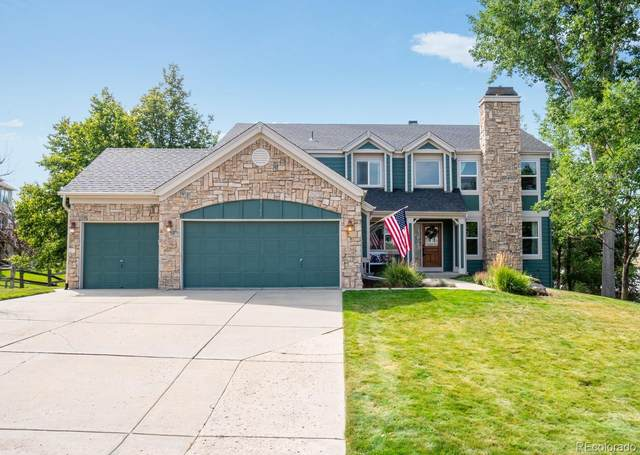 7364 Meadow View, Parker, CO 80134 (MLS #4900860) :: Bliss Realty Group