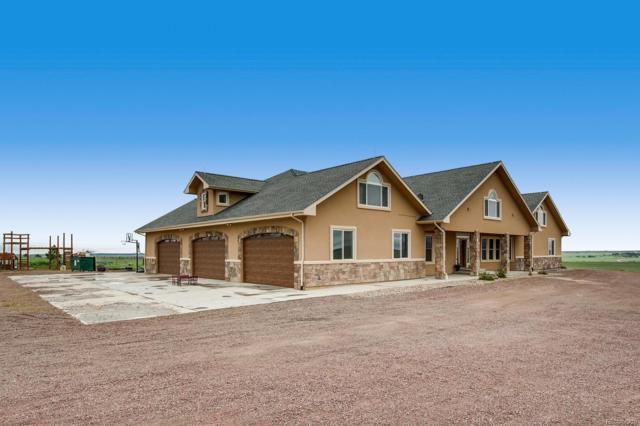 6233 Lake Gulch Road, Castle Rock, CO 80104 (#4901295) :: The HomeSmiths Team - Keller Williams