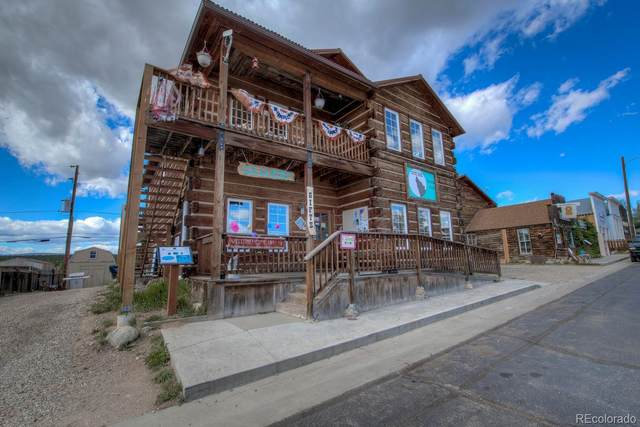 419 Front Street, Fairplay, CO 80440 (#4904793) :: Mile High Luxury Real Estate