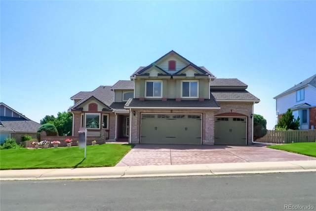 2576 S Xenon Way, Lakewood, CO 80228 (#4905111) :: The HomeSmiths Team - Keller Williams