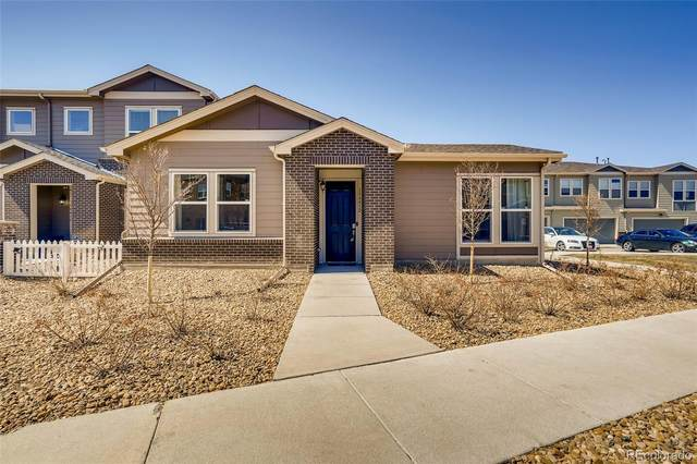 15441 W 64th Place D, Arvada, CO 80007 (#4905558) :: Re/Max Structure