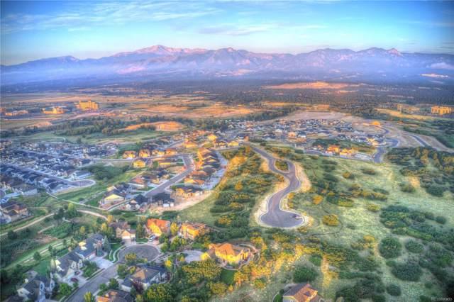 1271 Kelso Place, Colorado Springs, CO 80921 (#4913479) :: The Tamborra Team