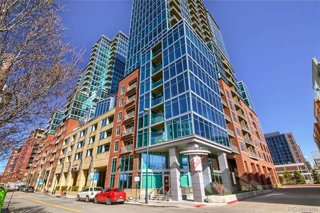 1700 Bassett Street #904, Denver, CO 80202 (#4921198) :: Re/Max Structure
