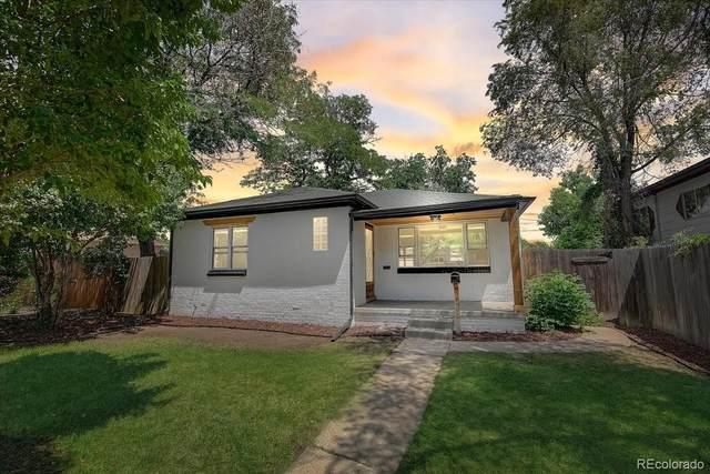 1540 Roslyn Street, Denver, CO 80220 (#4925372) :: Wisdom Real Estate
