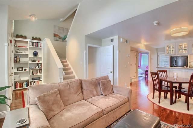 170 S Jackson Street #114, Denver, CO 80210 (#4927410) :: Bring Home Denver with Keller Williams Downtown Realty LLC