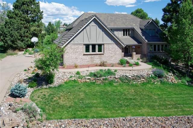 34 Red Fox Lane, Littleton, CO 80127 (MLS #4927899) :: 8z Real Estate