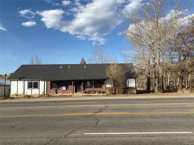 217 Agate Avenue, Granby, CO 80446 (MLS #4928522) :: Colorado Real Estate : The Space Agency