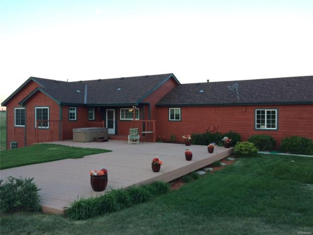 3937 Twin Buttes Place, Parker, CO 80138 (#4935170) :: The DeGrood Team