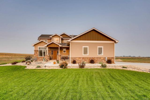 39552 Hilltop Circle, Severance, CO 80610 (#4936897) :: The Peak Properties Group