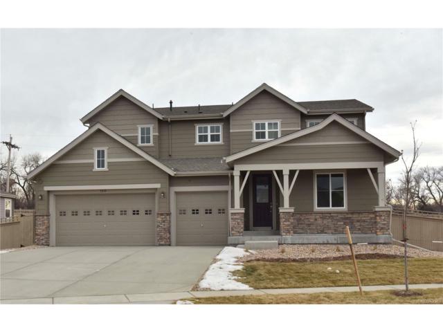 7210 W Woodard Drive, Lakewood, CO 80227 (#4937408) :: Bring Home Denver
