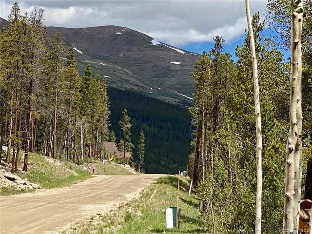 Lot 32 Aspen Street, Alma, CO 80420 (#4938921) :: The DeGrood Team