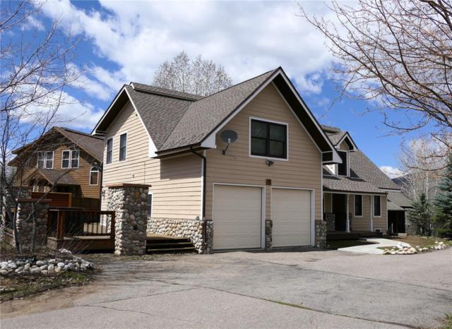 1817 Bear Creek Drive A, Steamboat Springs, CO 80487 (MLS #4942218) :: The Sam Biller Home Team