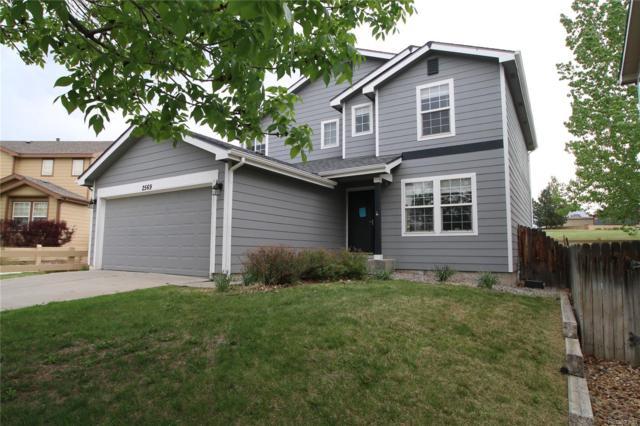 2569 E 110 Th Avenue, Northglenn, CO 80233 (#4942346) :: House Hunters Colorado