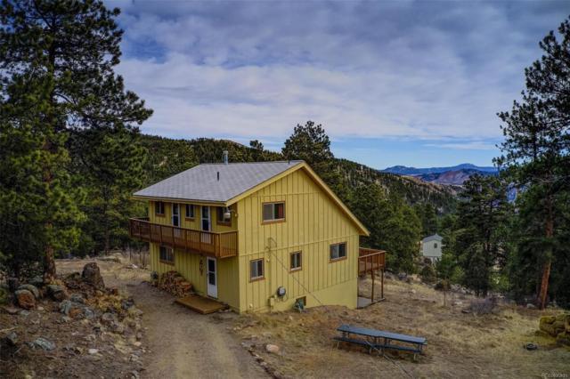 906 Impala Trail, Bailey, CO 80421 (MLS #4944972) :: 8z Real Estate