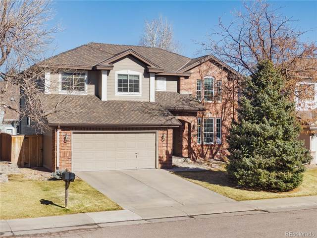 10443 White Pine Drive, Parker, CO 80134 (#4948818) :: The Margolis Team