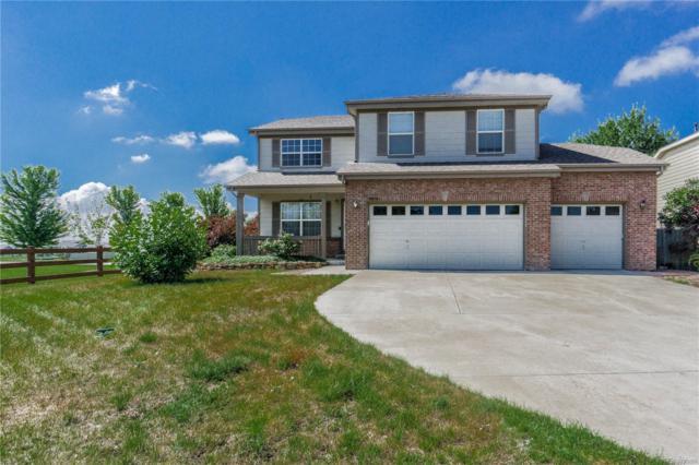 5870 E 130th Way, Thornton, CO 80602 (#4950434) :: The Peak Properties Group