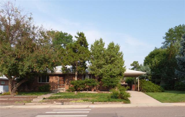 6622 S Pearl Street, Centennial, CO 80121 (#4950619) :: Structure CO Group