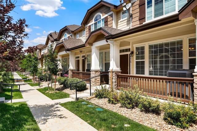 1418 Turnberry Drive, Castle Rock, CO 80104 (MLS #4952290) :: 8z Real Estate