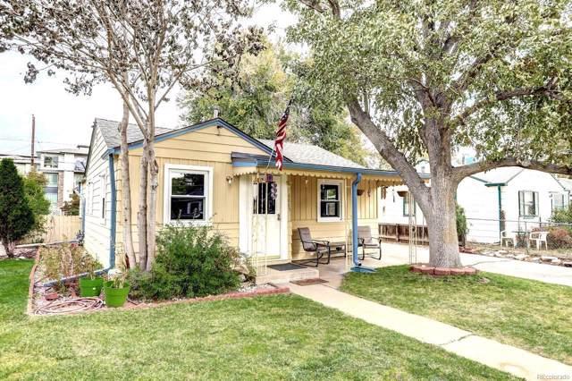 6885 Reno Drive, Arvada, CO 80002 (MLS #4953599) :: 8z Real Estate