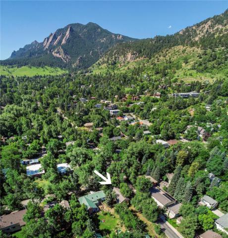 609 Pleasant Street, Boulder, CO 80302 (MLS #4954160) :: Kittle Real Estate