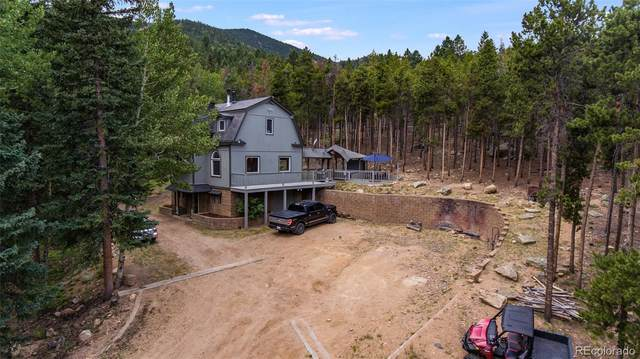 32231 Steven Way, Conifer, CO 80433 (#4958748) :: The DeGrood Team