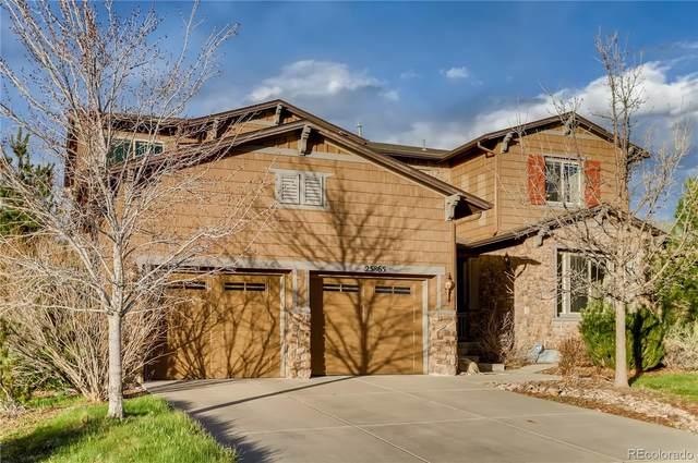 25865 E Dry Creek Place, Aurora, CO 80016 (#4959167) :: The HomeSmiths Team - Keller Williams