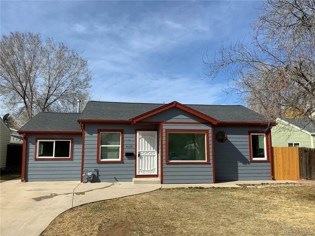 4175 S Washington Street, Englewood, CO 80113 (#4960114) :: Finch & Gable Real Estate Co.